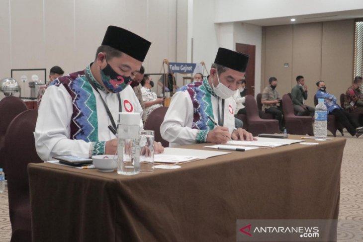 Elektabilitas Ibnu-Arifin tertinggi di survey LSP2KP