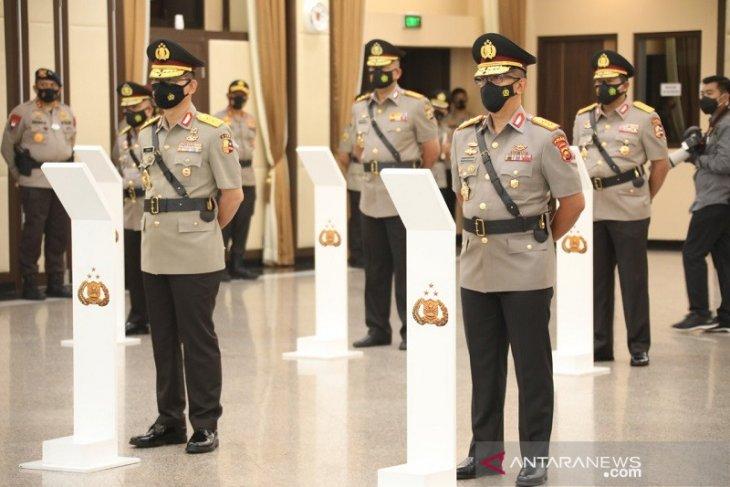 Irjen Pol A Rachmad Wibowo dilantik jadi Kapolda Jambi