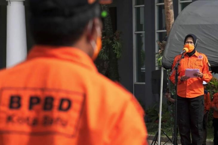 Kota Batu  waspadai ancaman bencana hirdometeorologi