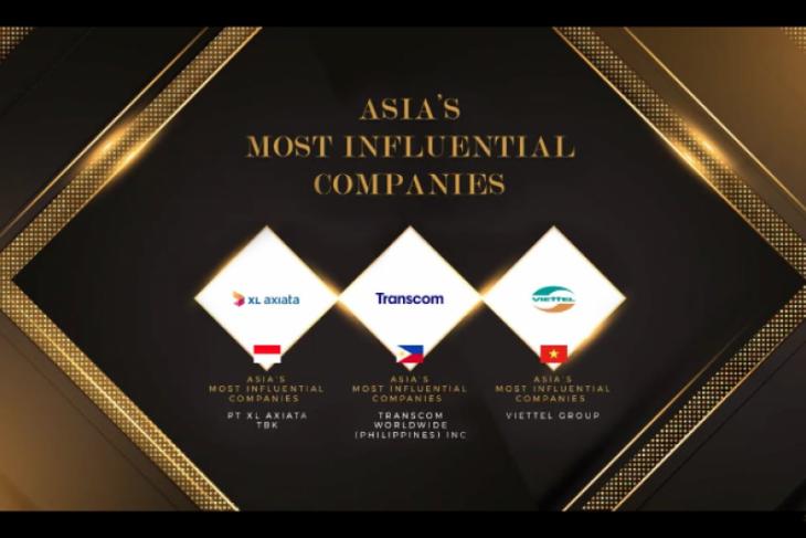 XL Axiata raih penghargaan tingkat internasional