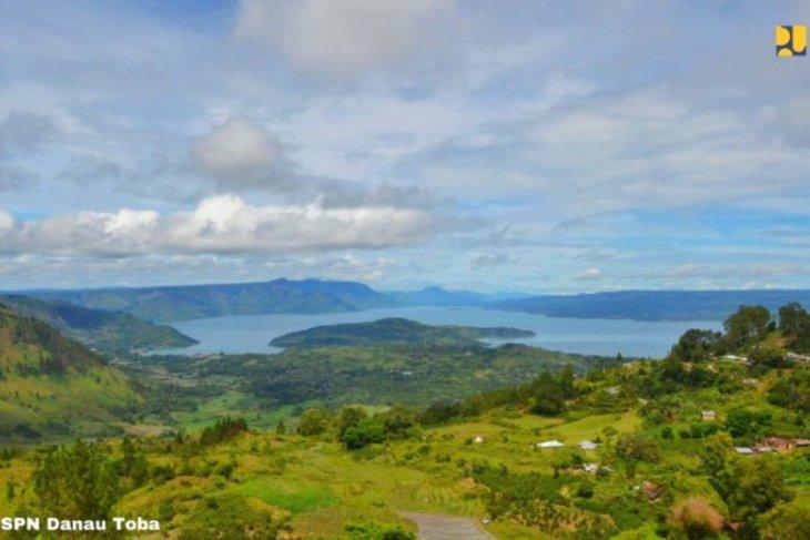 Mewujudkan Danau Toba sebagai destinasi wisata terpadu super prioritas