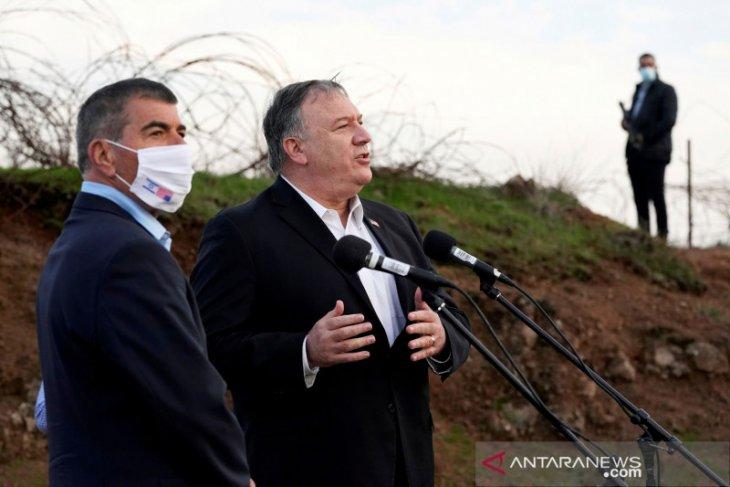AS jatuhkan sanksi ke perusahaan Iran, China dan UAE