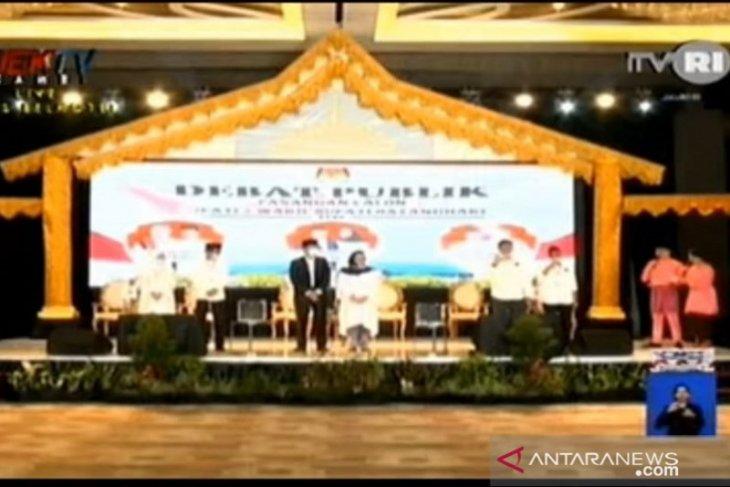 Tiga paslon Pilkada Batanghari beradu program pada debat publik