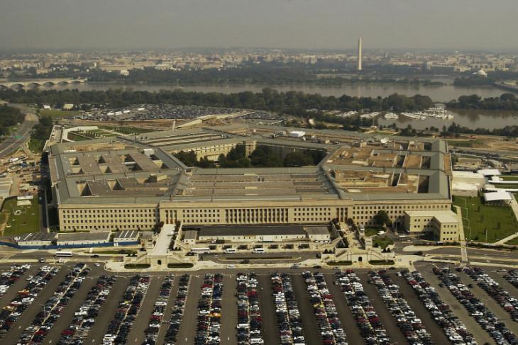 Seorang polisi tewas dalam insiden di depan Pentagon