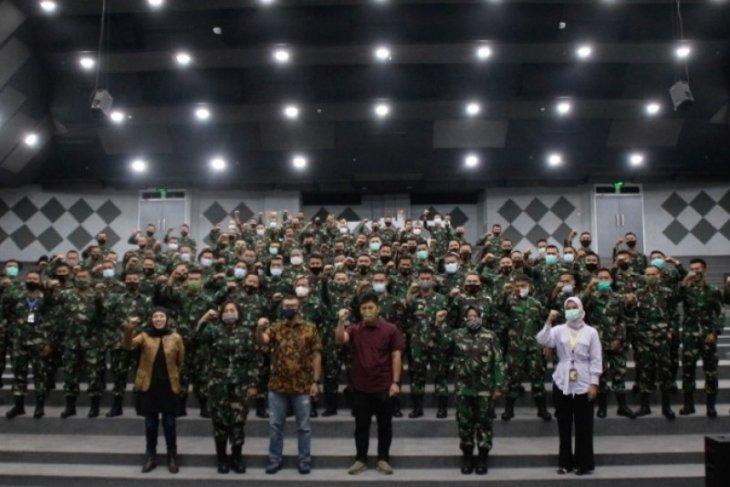 Vokasi UI dan TNI AD gelar pelatihan kehumasan dan jurnalistik