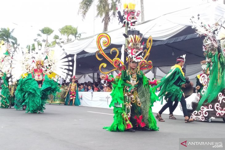 12 negara ikuti World Kids Carnival JFC 2020 di Jember