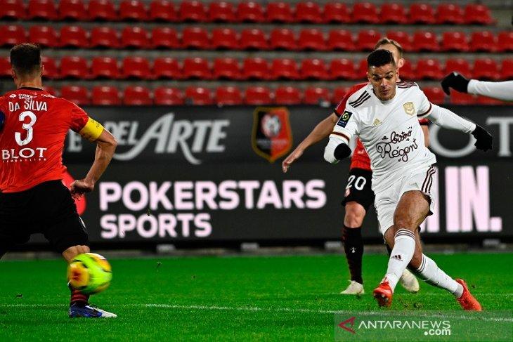 Liga Prancis: Gol perdana Hatem Ben Arfa antar Bordeaux kembali ke jalur kemenangan