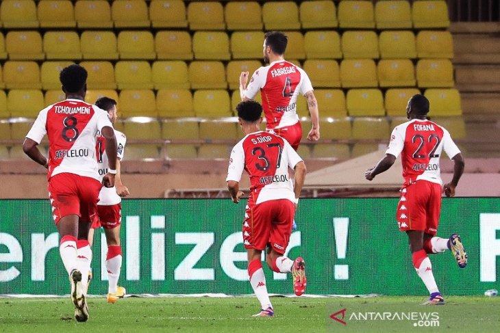 PSG buang keunggulan dua gol dan tersungkur dikalahkan Monaco 2-3