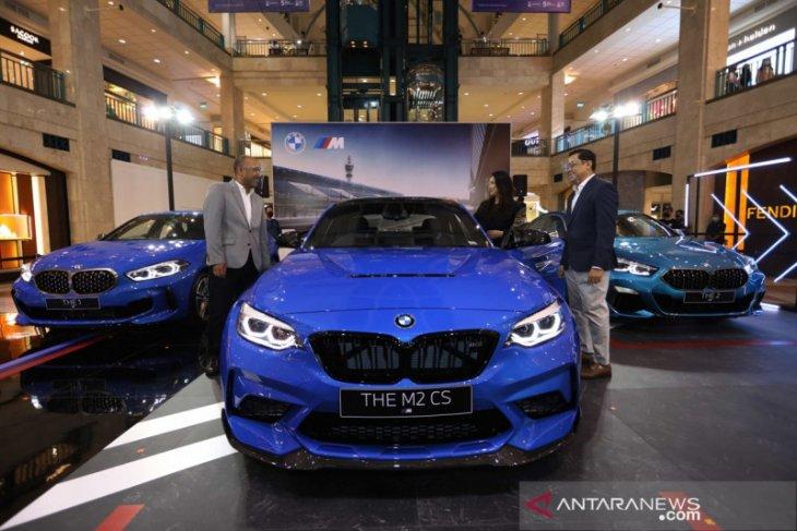 BMW Exhibition hadirkan 3 model BMW M