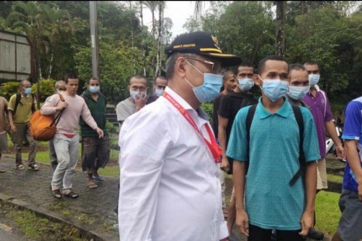 KJRI Kuching kembali bantu pemulangan 88 Pekerja Migran Indonesia bermasalah