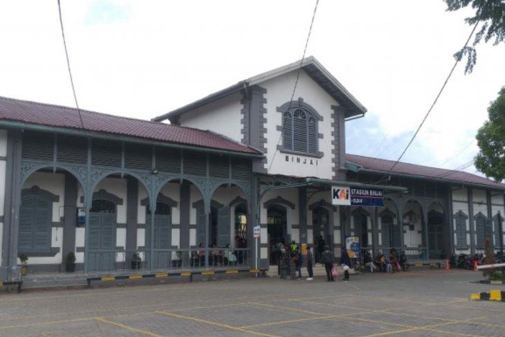 Pergantian sinyal di Stasiun Binjai, PT KAI imbau penumpang antisipasi keterlambatan KA