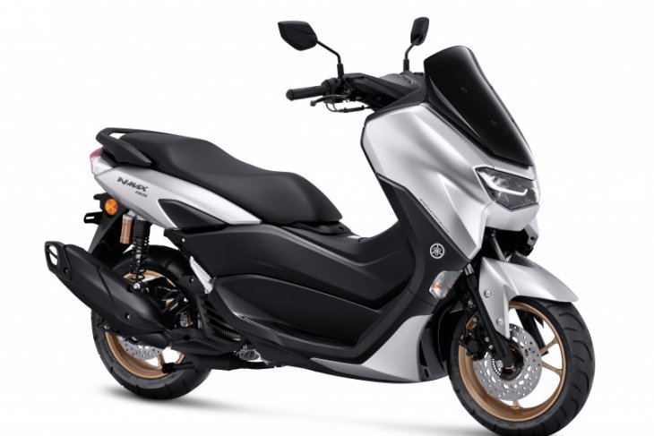 Yamaha luncurkan varian baru All New NMAX 155 Connected