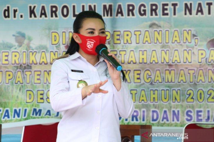 Kabupaten Landak dapat penilaian terbaik se-Kalbar dalam pengendalian inflasi