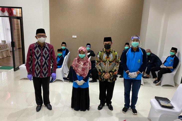74 khafilah MTQ Nasional asal Kalbar jalani tes swab