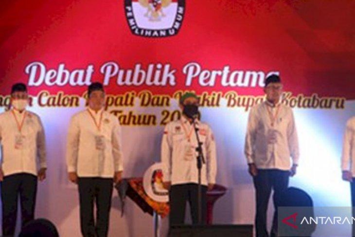 KPU Kotabaru akan mengubah format debat