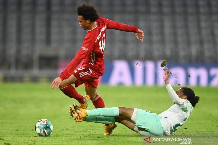 Liga Jerman - Bayern bertahan  di puncak klaseman