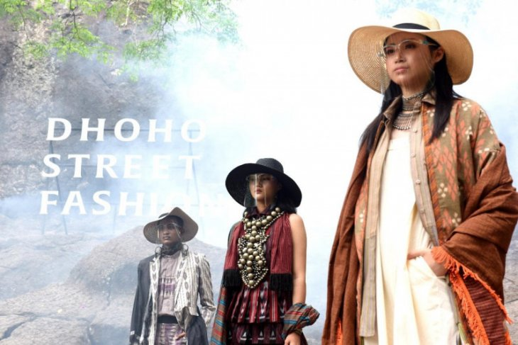 Dhoho Street Fashion 2020 aksi para desainer nasional
