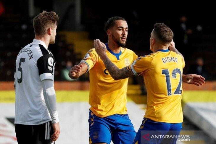 Liga Inggris - Everton  tundukkan Fulham 3-2