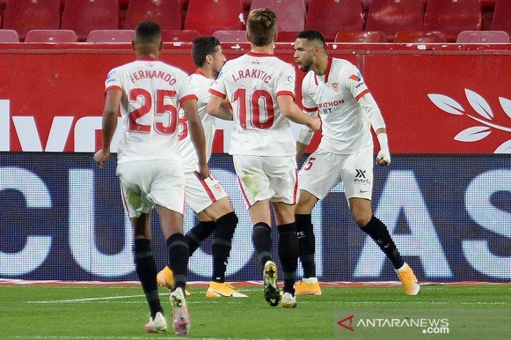 Sevilla cetak dua gol di 10 menit akhir untuk kalahkan Celta 4-2