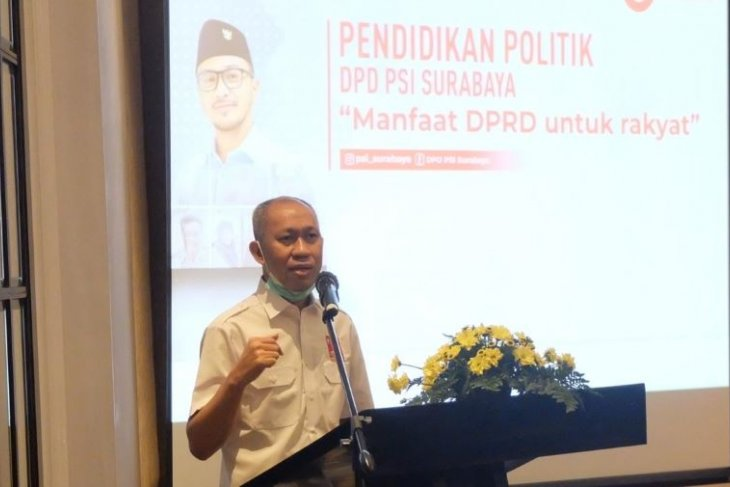 Pilkada Surabaya, PSI yakin rakyat lawan politik uang