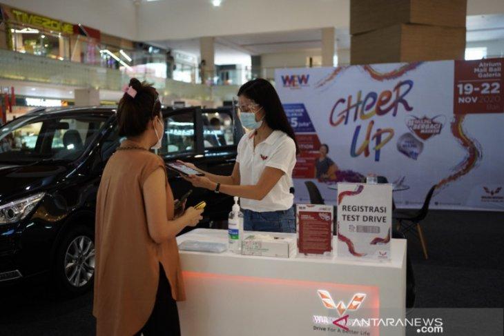 'Wuling Experience Weekend' kenalkan produk Wuling di Bali