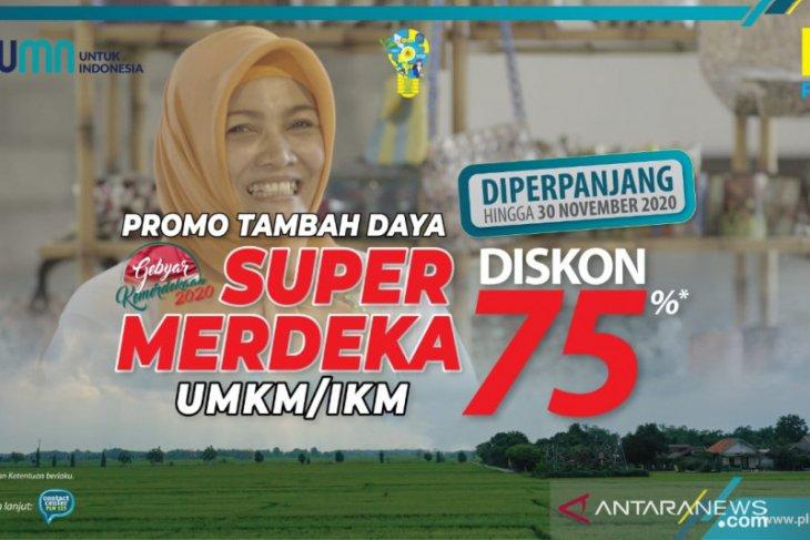 7.594 UMKM di Jatim ikuti program diskon tambah daya