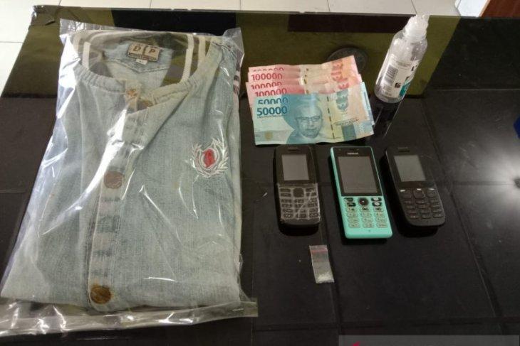 Empat pelaku penyalahgunaan narkoba ditangkap tim Hanoman