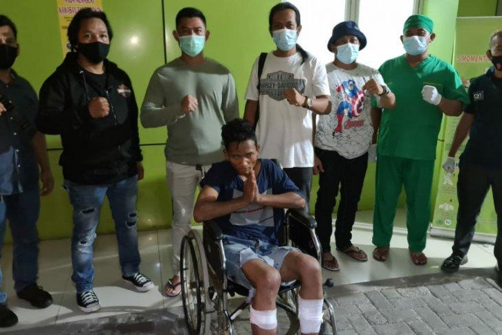 Polisi di Medan tembak pelaku pembobol rumah