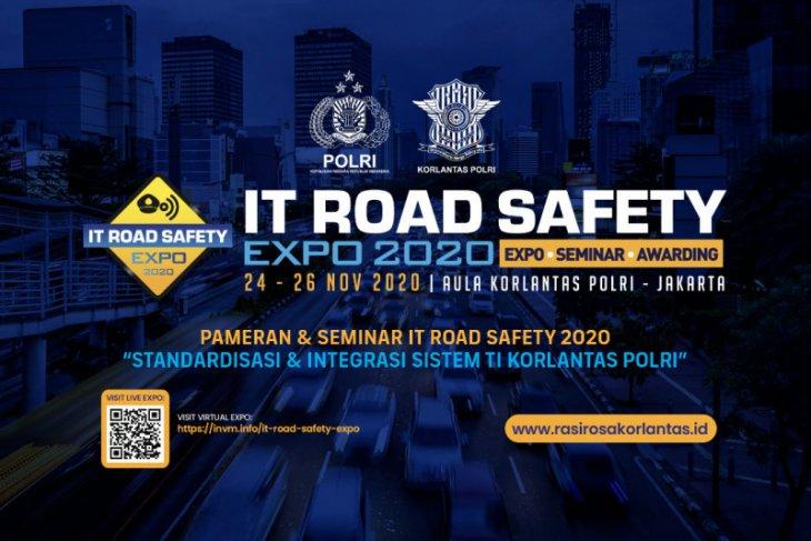 Modernisasi TI,  Korlantas gelar pameran virtual IT Road Safety Expo 2020