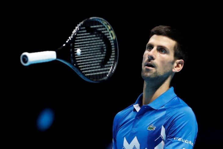 Australian Open: Djokovic absen sesi latihan karena cedera otot perut