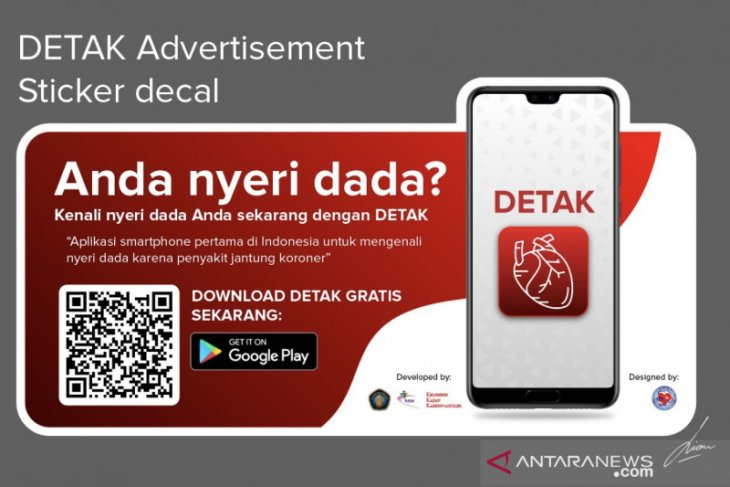 """""""DETAK"""" app by Malang researchers detects heart disease accurately"""