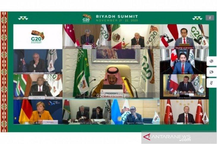G20 serukan respon dan kesiapan  hadapi pandemi di masa depan