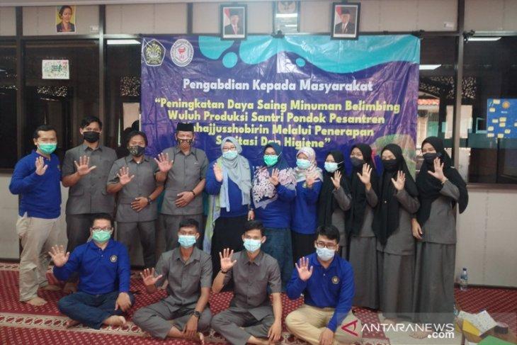 Fakultas Farmasi Universitas Pancasila gelar PKM di Ponpes Minhajusshobirin