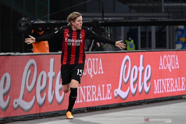 Klasemen Liga Italia: AC Milan rebut kembali posisi puncak dari Sassuolo