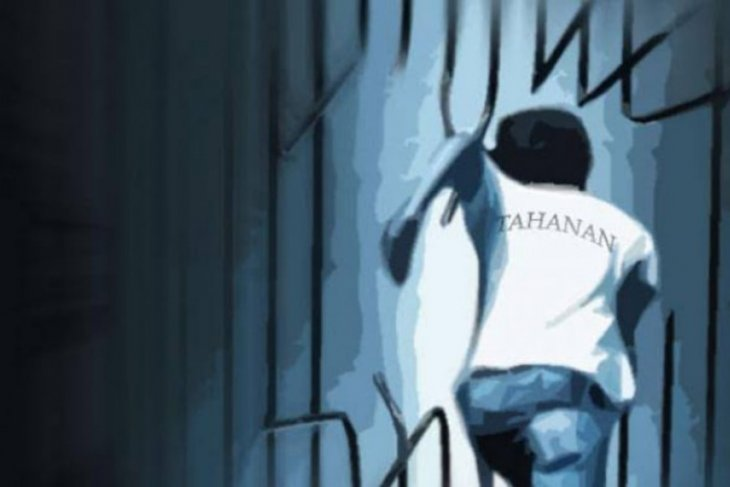 Polisi tangkap satu dari delapan tahanan Polres Sergai yang kabur