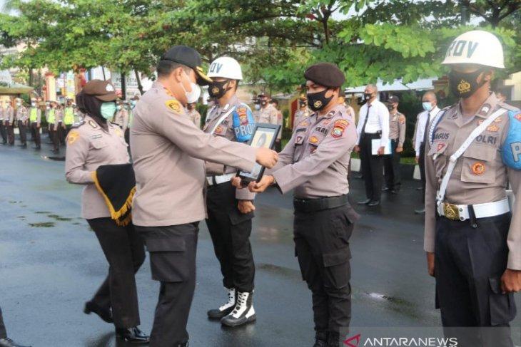 Seorang personel Polresta  Deli Serdang dipecat karena kasus narkoba