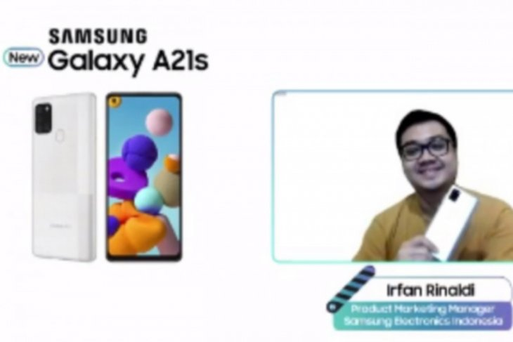 Samsung hadirkan varian baru Galaxy A21s