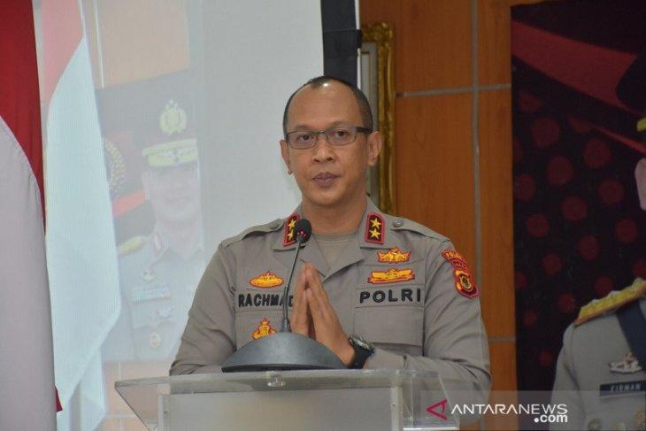 Kapolda Jambi fokus pengamanan Pilkada dan penanganan COVID-19
