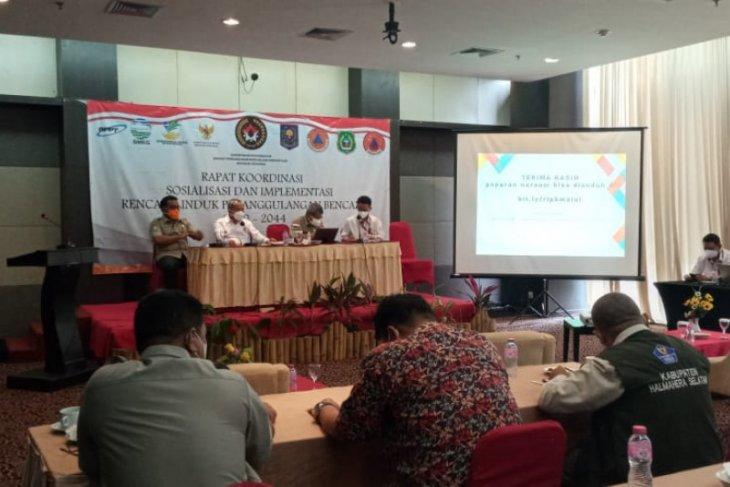 Kemenko PMK sosialisasi penanggulangan bencana di Malut periode 2020-2044