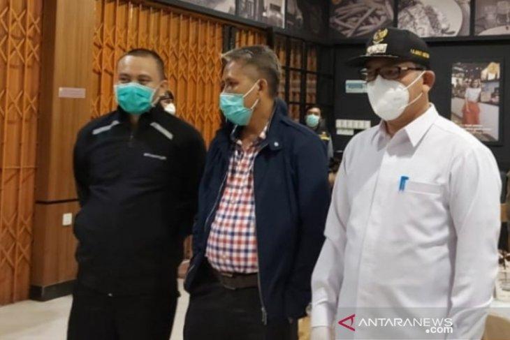 Bupati Sintang harapkan KPU sosialisasikan 12 kebiasaan baru saat pemungutan suara