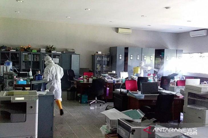 Kasus COVID-19 bertambah, sterilisasi kampus Unej diperpanjang selama sepekan