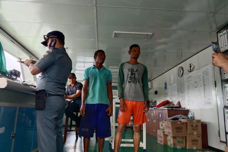 Dua nelayan Aceh ditemukan terombang-ambing di perairan  Sibolga-Nias