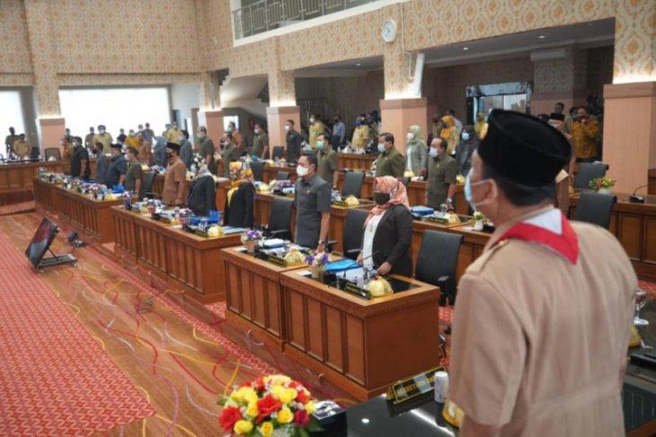 Pemkot Madiun sampaikan Raperda Rencana Induk Kepariwisataan ke DPRD