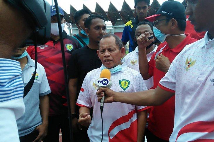 KONI Aceh targetkan dua medali emas atletik PON Papua