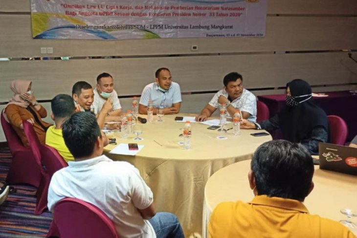 Kerjasama DPRD Kotabaru-ULM Banjarmasin terus berlanjut