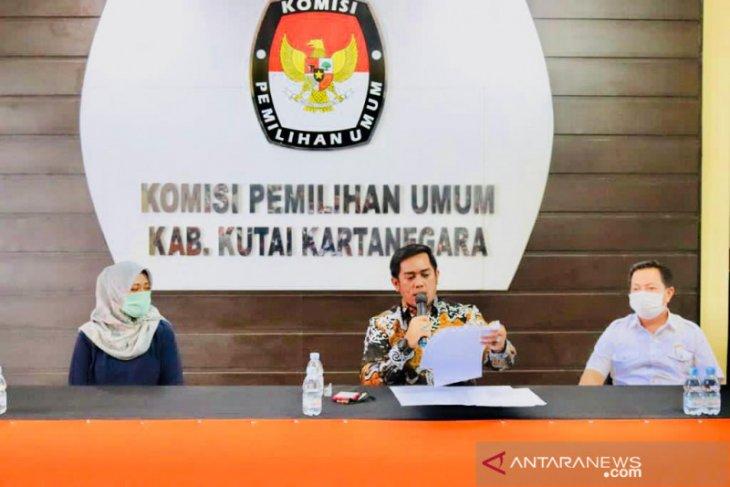 KPU Kabupaten Kutai Kartanegara tolak rekomendasi Bawaslu RI