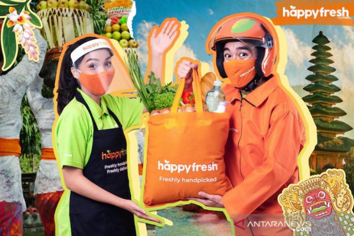 Hadir di Bali, HappyFresh dukung adaptasi kebiasaan baru
