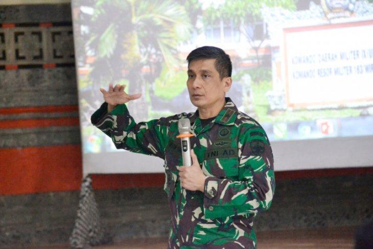 Danrem Wira Satya ingatkan TNI selalu jaga netralitas di Pilkada 2020