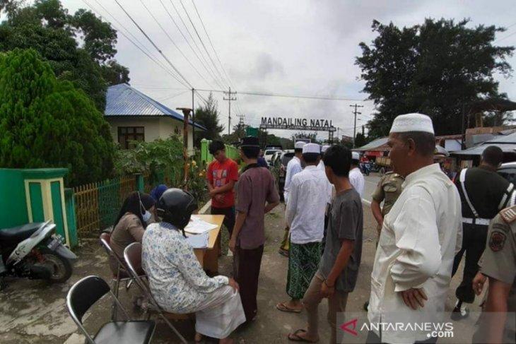 Cegah COVID-19, razia masker di Madina akan terus dilaksanakan