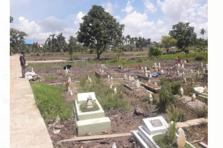 Pemakaman Nurul Jahanir tak ragu terima jenazah COVID-19